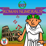 Roman Numerals - Powerpoint lessons, activities and worksheets.