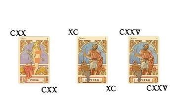 Roman Playing Cards