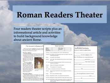Roman Readers Theater