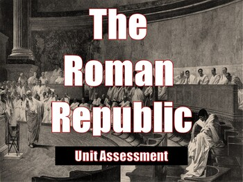 Roman Republic Test