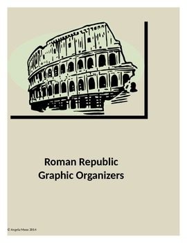 Roman Republic Graphic Organizer