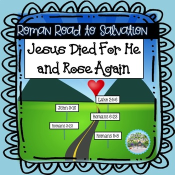 picture about Romans Road to Salvation Printable titled Roman Highway Worksheets Education Components Academics Spend