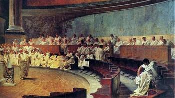 Roman Senate Simulation