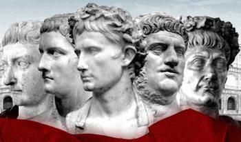 Roman Time Machine
