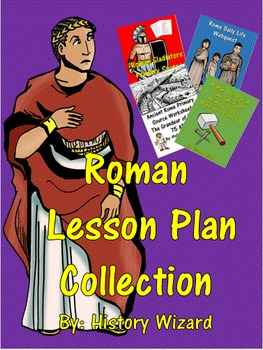 Roman Lesson Plan Collection