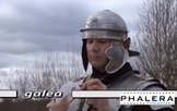 Roman soldier's armor and equipment
