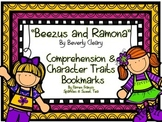 Beezus and Ramona: Comprehension and Character Traits Bookmarks