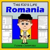 Romania Country Study