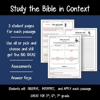 Bible Study Lessons- Romans