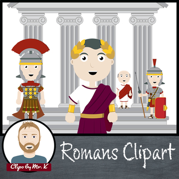 Romans Clipart (Clips by Mr. K)
