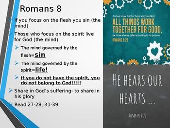 Romans Power Point Bible Walkthrough