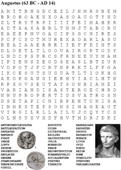 Romans Word Search Pack