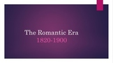 Romantic Era Music Power Point