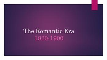 Romantic Era Music Power Point
