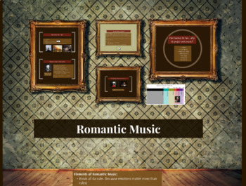 Romantic Music Prezi