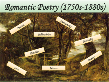 Romanticism Poetry Mini-Unit