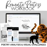 Romantic Poetry Unit: Coleridge, Shelley, Byron, Keats, and Wordsworth