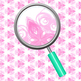Romantic Rose, Pink Swirl Handpainted Watercolor Digital Paper / Backgrounds