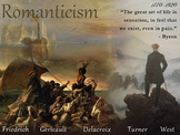 Romanticism Art History Poster