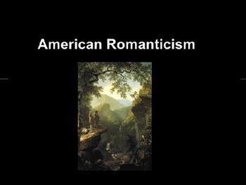 Romanticism Powerpoint