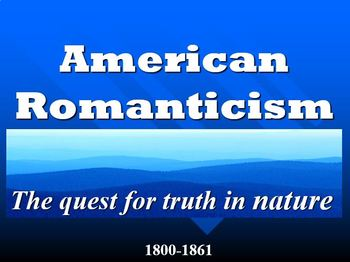 Romanticism in American Literature