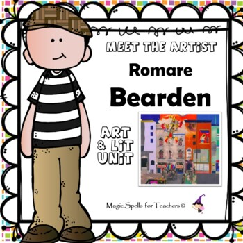 Romare Bearden Teaching Resources Teachers Pay Teachers - Romare-bearden-coloring-pages