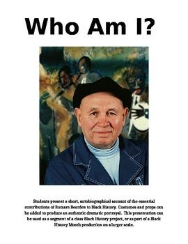 Romare Bearden - Who Am I?