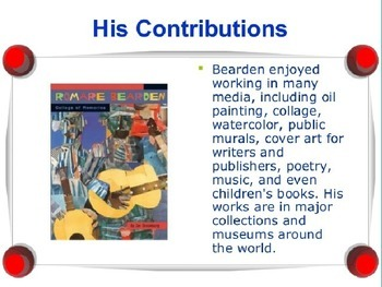 Romare Bearden and Collage Art