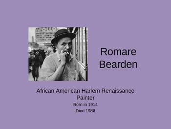 Romare Beardon