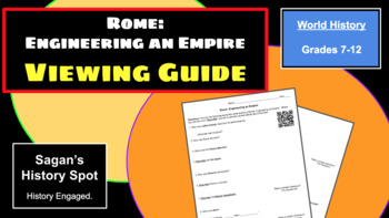 Rome: Engineering an Empire Video Guide
