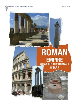 Rome: Fashion of the Roman Empire by Don Nelson