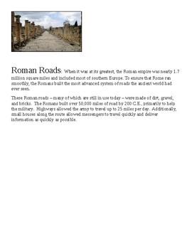 Rome Lesson Day 14