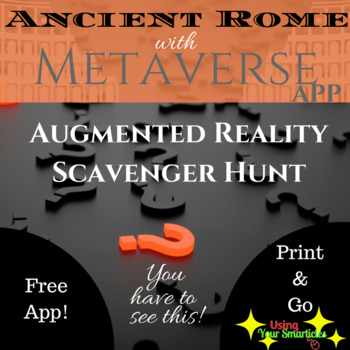 Metaverse Rome Scavenger Hunt