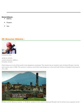 Rome: Pax Romana Student Worksheet