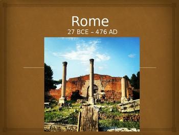 Rome PowerPoint