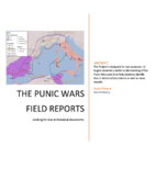 Rome: Punic War Field Reports-Looking for Bias in Historic