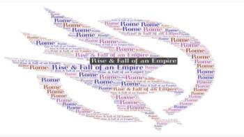 Rome Rise and Fall of an Empire Episodes 1-13 Disc 1-4  WITH ANSWER KEY! : )