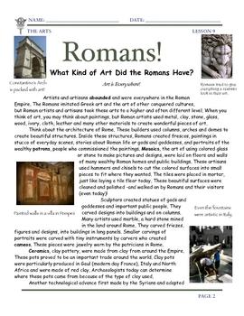 Rome: Roman Art by Don Nelson