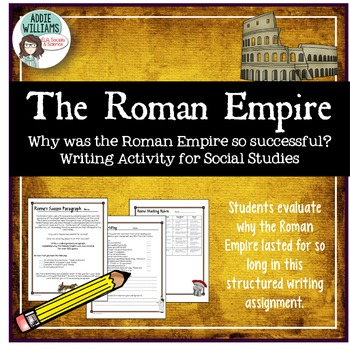 Ancient Rome - Why Did the Roman Empire Last So Long?
