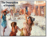 "Ancient Rome - ""The Destruction of Pompeii"" + DBQ Assessments"