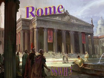 Rome (The Roman Empire)