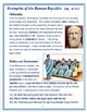 "Rome - ""The Strengths of the Roman Republic"" + Quiz"