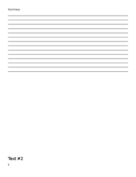 Rome Unit Reading (Homework) Packet