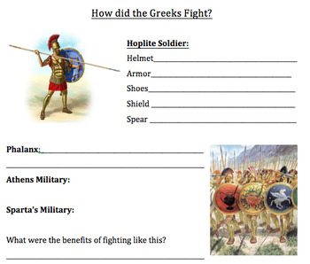 Rome and Greece Full Unit