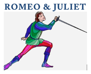Romeo and Juliet Word Searches & worksheets