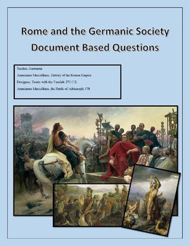 Rome and the Germanic People