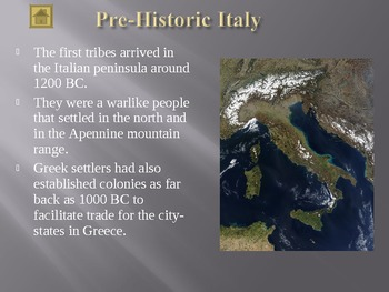 Rome- from Origins to Fall of the Empire