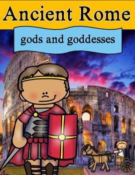 Rome: gods and goddesses
