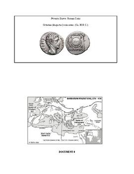 Rome v. China DBQ