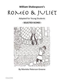 Romeo & Juliet - 4 Selected Scenes